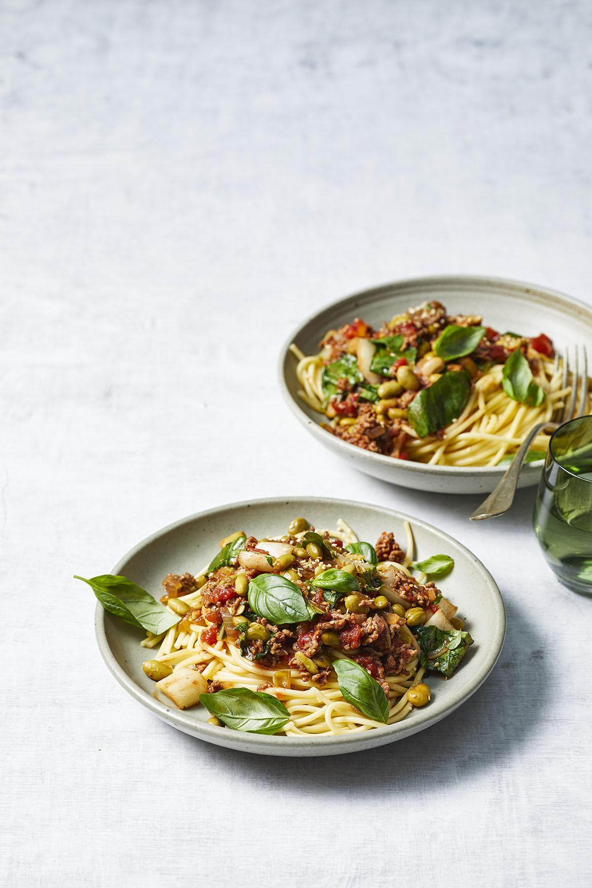 Spaghetti asiatica