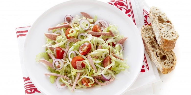 Gelderse lentesalade