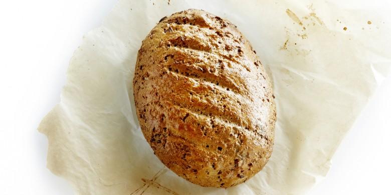 Kruidig bruinbrood